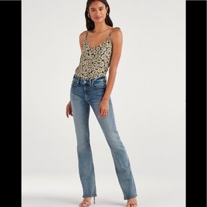 7 For All Mankind Bootcut Jeans